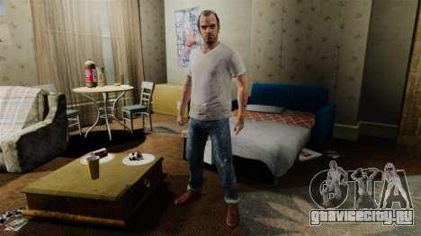 Тревор Филлипс для GTA 4