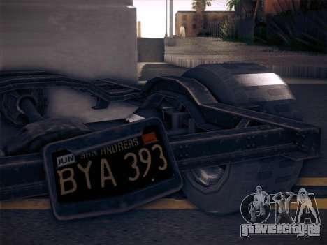 Rat Loader from GTA V для GTA San Andreas вид сзади слева