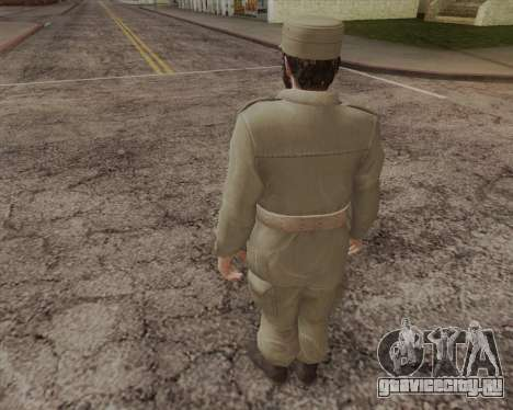 Фидель Кастро для GTA San Andreas второй скриншот