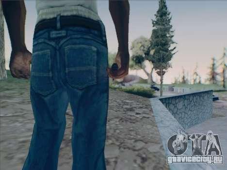 Battlefield 2142 Knife для GTA San Andreas третий скриншот