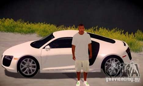 Franklin HD для GTA San Andreas пятый скриншот