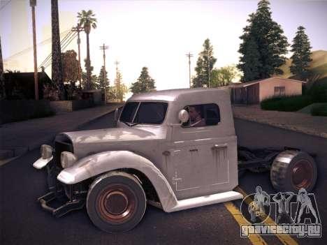 Rat Loader from GTA V для GTA San Andreas