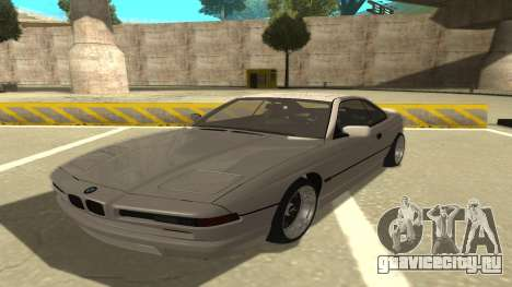 BMW 850CSi 1996 Stock version для GTA San Andreas
