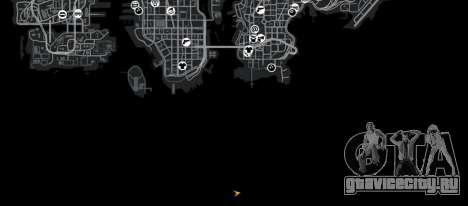 Библиотека Point Blank для GTA 4 пятый скриншот