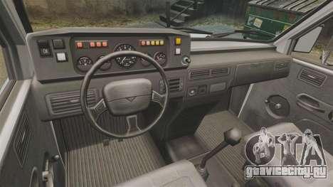 УАЗ-3170 прототип для GTA 4 вид сзади