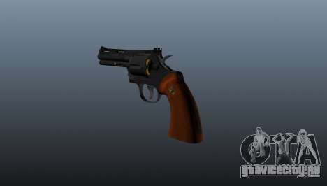 Револьвер Python 357 4in для GTA 4 второй скриншот