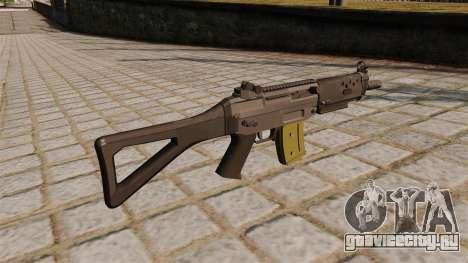 Автомат SIG SG 552 Commando для GTA 4 второй скриншот