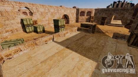 Локация Counter-Strike De_Dust2 для GTA 4 четвёртый скриншот