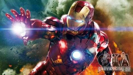 Загрузочные экраны Avengers для GTA 4 восьмой скриншот