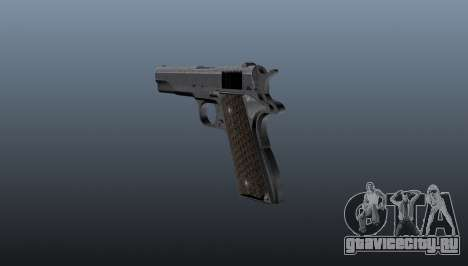 Пистолет M1911 для GTA 4 второй скриншот