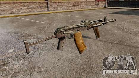 Автомат AK-47 v8 для GTA 4 второй скриншот