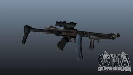 Пистолет-пулемёт Thompson 2009 для GTA 4 третий скриншот