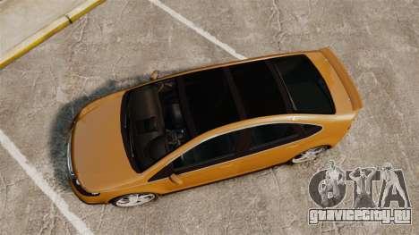GTA V Cheval Surge для GTA 4 вид справа