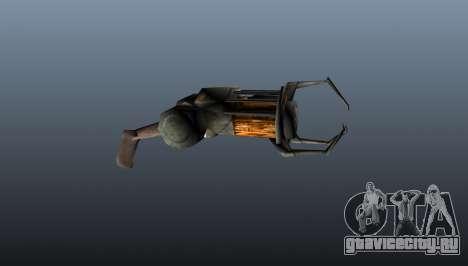 Гравитационная пушка для GTA 4 третий скриншот