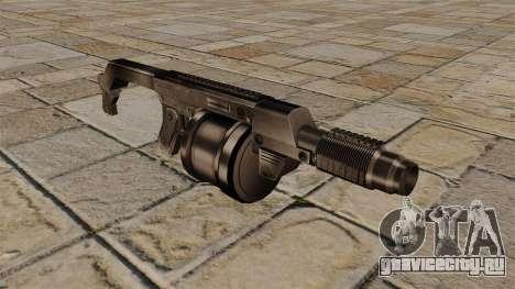 Ручной гранатомет MGL A-35 для GTA 4