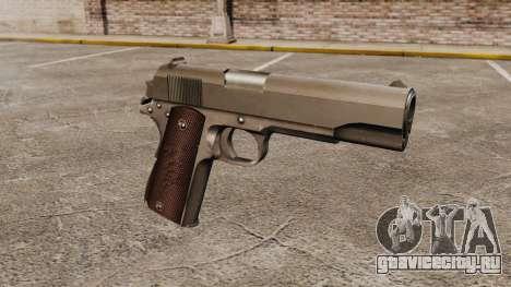 Пистолет Colt M1911 v5 для GTA 4