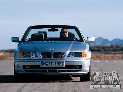 Новые загрузочные экраны BMW для GTA San Andreas второй скриншот