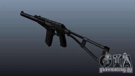 Автомат Вал для GTA 4 второй скриншот