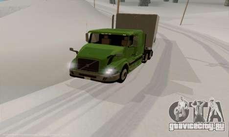 Volvo VNL430 для GTA San Andreas
