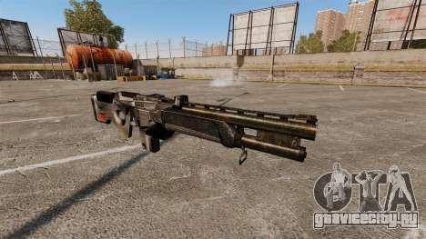 Автоматический дробовик для GTA 4