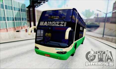 Marcopolo G6 Marozzi Autolinee для GTA San Andreas
