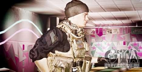 Pak from Battlefield 4 для GTA 4 второй скриншот