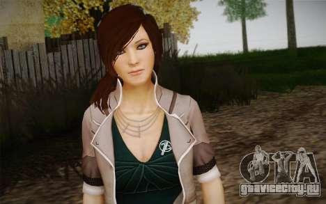 Remember Me Alexia для GTA San Andreas второй скриншот