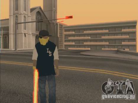 Color Mod для GTA San Andreas второй скриншот