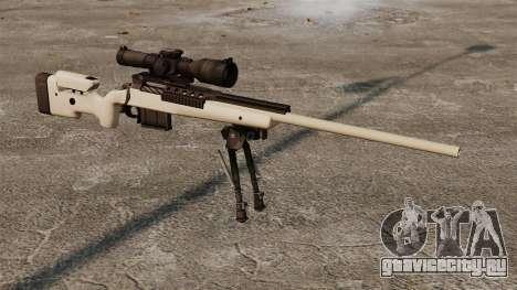 Снайперская винтовка McMillan TAC-300 для GTA 4