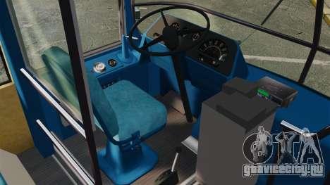 GM TDH 5303 v2 для GTA 4 вид сзади