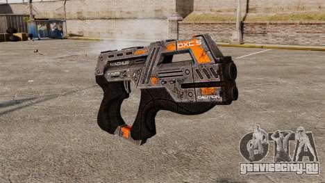 Пистолет Mass Effect v2 для GTA 4