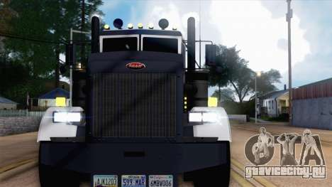 Peterbilt 379 Papa Clyde для GTA San Andreas