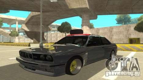 BMW E30 1991 для GTA San Andreas