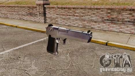 Пистолет Desert Eagle для GTA 4