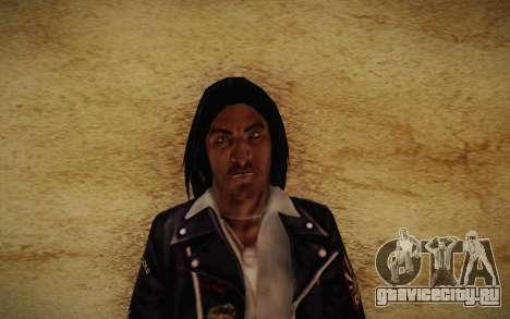 Байкер Томми из Prey для GTA San Andreas третий скриншот