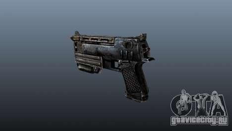 Пистолет 10mm для GTA 4 второй скриншот