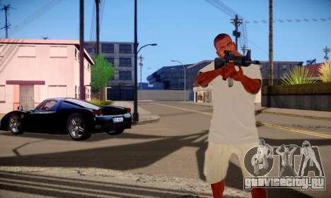 Franklin HD для GTA San Andreas четвёртый скриншот