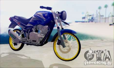 Yamaha 225R Scorpio Z для GTA San Andreas