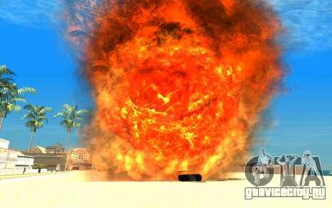 New Effects v1.0 для GTA San Andreas третий скриншот