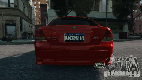 Ford Falcon XR8 для GTA 4