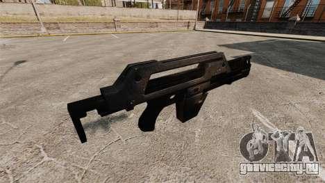 Импульсная винтовка M41A для GTA 4 второй скриншот