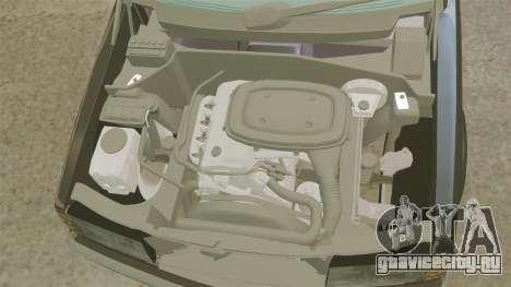 Mercedes-Benz E190 W201 для GTA 4 вид изнутри