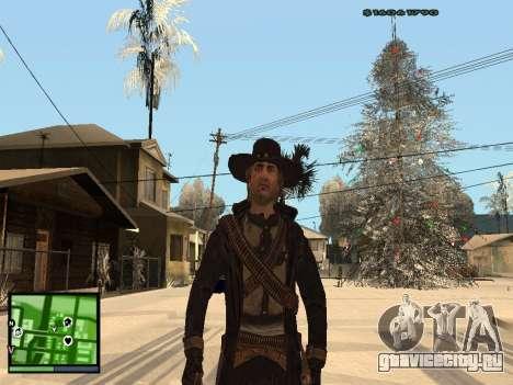 Рей МакКолл из Call Of Juarez для GTA San Andreas