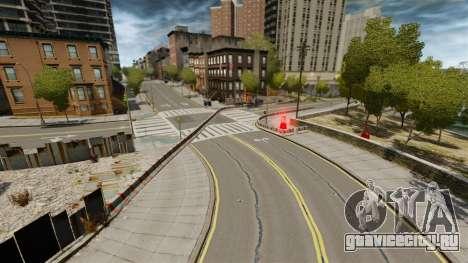 Liberty City Race Track для GTA 4 третий скриншот