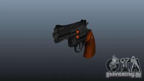 Револьвер Python 357 для GTA 4