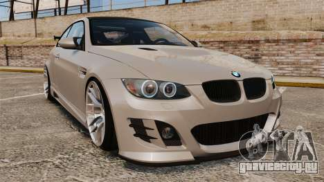 BMW M3 E92 GTS 2010 для GTA 4