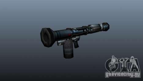 Ручной противотанковый гранатомёт для GTA 4