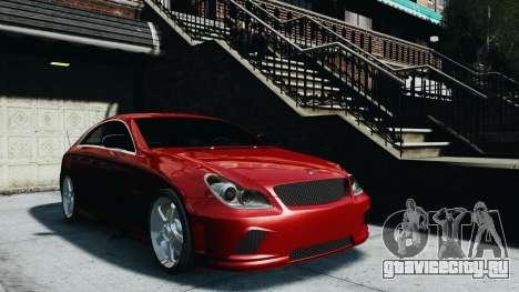 Mercedes-Benz CLS AMG для GTA 4