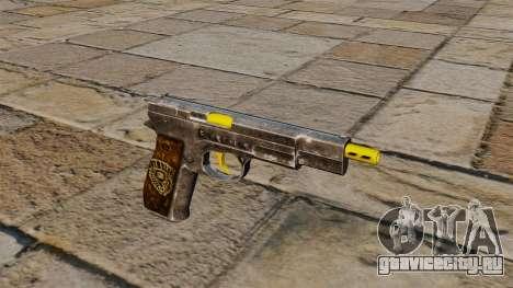 Пистолет Cz75 для GTA 4