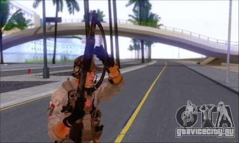 Engineer of Battlefield 4 для GTA San Andreas третий скриншот